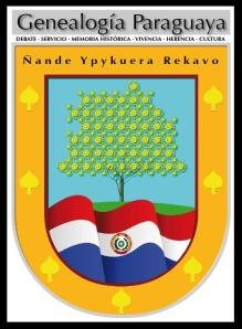 Logo - Grupo de Genealogía del Paraguay